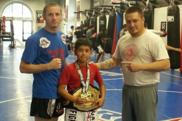 Damian Espinosa gi And no gi NAGA Champion Las Vegas